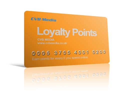 Loyalty Points Logo Earn Loyalty Points