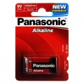 Panasonic Alkaline Special 9V (6LR61) Battery - Single Battery