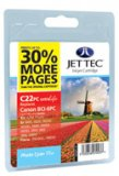 Jet Tec C6PC Canon Photo Cyan Ink Cartridge