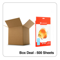 Mirror A4 190gsm High Gloss Photo Paper - Box Deal 500 Sheets