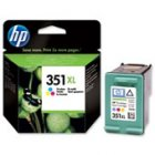 HP351XL High Capacity Colour InkJet Cartridge
