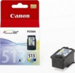 High Capacity Canon CL 513 TriColour Ink Cartridge Ref: CL-513