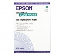 Epson Photo Quality - Glossy Paper - A3 (297 x 420 mm) - 140 g/m2 - 20 sheets (C13S041125)