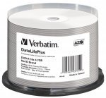 Verbatim DVD-R 4.7gb 16x Wdie THERMAL Printbale 50 Pack