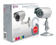 Storage Options CCTV Outdoor Camera