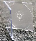 8cm Mini Single CD Jewel Case with Black Tray (50 Pack)