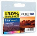Jet Tec E37 Epson Compatible Colour Cartridge