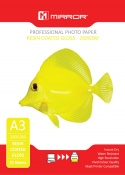 Premium Mirror A3 260gsm Gloss Photo Paper - Resin Coated (25 Pack)