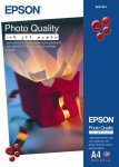 Epson Genuine Photo Quality Matte InkJet Paper  100 Sheets (S041061)