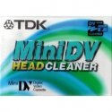 TDK MINIDV HEAD CLEANER TAPE