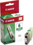 Original Canon BCI 6G Green Ink Cartridge