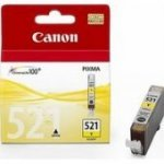 Canon CLI- 521Y Yellow Ink Cartridge