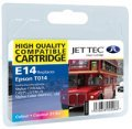 Jet Tec E14 Epson (T014) Compatible Colour Cartridge