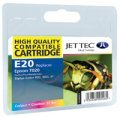 Jet Tec E20 Epson (T020 3-Colour) Compatible Tri-Colour Cartridge