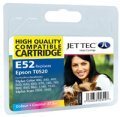 Jet Tec E52 Epson (T052) Compatible Colour Cartridge
