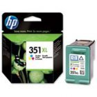 Original HP351XL High Capacity Colour InkJet Cartridge
