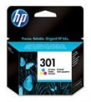 HP301 Tri-colour Inkjet Cartridge