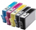 CVB Media HP 364XL Multi Pack, Black + CMY Ink Set