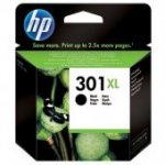 HP301 High Capacity XL Black Inkjet Cartridge