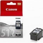 High Capacity Canon PG 512 Black Ink Cartridge Ref: PG-512