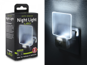 Integral LED Night Light For Kids Room, Landing, Hallway