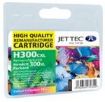 Jettec 300XL High Capacity Colour Inkjet Cartridge (H300CXL)