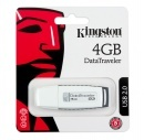 Kingston Datatraveler 4Gb USB Memory Drive