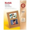 Kodak 3 Star 180gsm 4 x 6 Inkjet Photo Paper 100 Sheets
