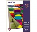 Epson Double-Sided Matte Inkjet Photo Paper A4 178g - 50 sheets (C13S041569)