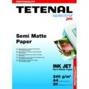 Spectra Jet Semi-Matte 240g A4 Inkjet Photo Paper (50 - Pack)