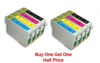 CVB Media Compatible Epson T1295 Multi Pack Ink Cartridges - Buy One Get One Half Price