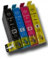 CVB Media Compatible EPSON T1635 16XL High Capacity 4 Colour Multipack Ink Cartridges