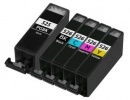 CVB Media Compatible CP525 & CL526 Canon Compatible 5 Ink Multipack