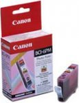 Original Canon BCI 6PM Photo Magenta Ink Cartridge