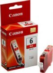 Original Canon BCI 6R Red Ink Cartridge