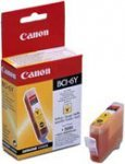 Original Canon BCI 6Y Yellow Ink Cartridge