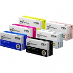 6 Ink Set for Epson Discproducer PP100