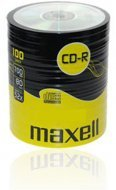 Maxell Blank CD CD-R Branded 52x - 100 Pack