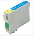 CVB Media Compatible Epson TO792 Cyan Ink Cartridge